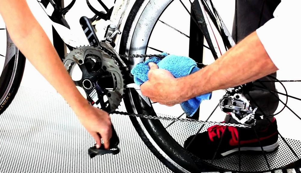 Comment bien nettoyer votre vélo