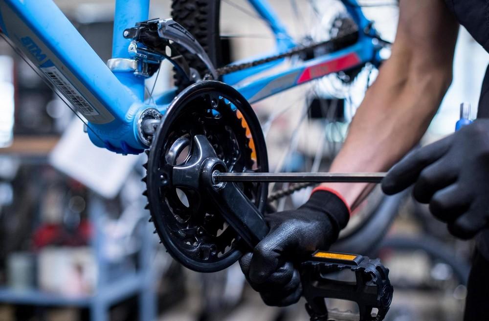 Conseils pour changer un pédalier de vélo