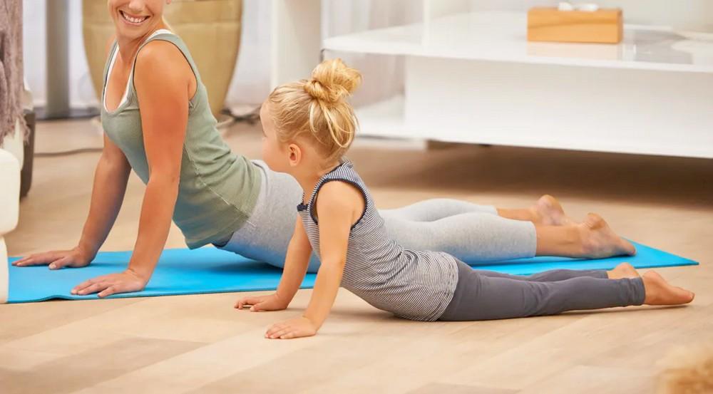 Quels sports recommander à vos enfants à la maison ?